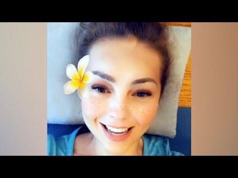 Xxx Mp4 Thalía Hace Ejercicio En Pijama Redes Sociales 5 De Agosto 2018 3gp Sex