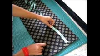 How to cut Kameez - Quick video- 1/4