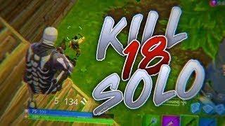 18 Kill? No Porblem and No Time wastes! Fortnite Victory [BNK Gaming]