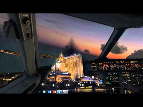 How To Tweak Your FSX (And FSX:SE) graphics To Look Awesome