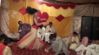 Waqar mayo wedding Mujra 1