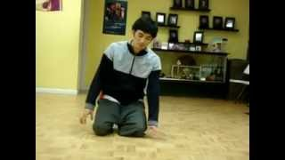 How To Breakdance | Baby Windmills aka Munchmills
