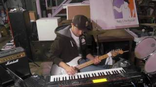 Street Fighter 2 ONE MAN BAND!!! Cover on Guitar Drums Piano MattyGtheMusician