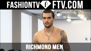 Milan Men Fashion Week Spring/Summer 2017 - Richmond | FashionTV