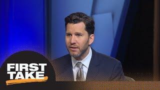 Cowboys fan Will Cain: I am 'all in' on Dak Prescott | First Take | ESPN