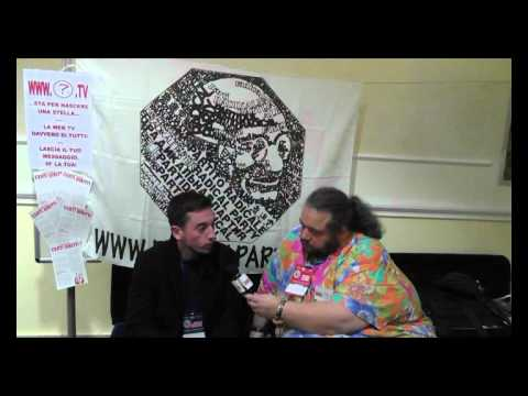 39mo congresso PRNTT - Intervista a Giuseppe Nicosia