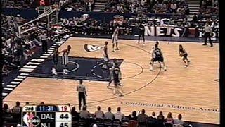 Dallas Mavericks @ New Jersey Nets (21/03/2004)