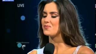 Colombia The New Miss Universe -  Paulina Vega