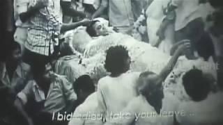 Uttam Kumar l Death l Last Ride l Rare Video l উত্তম কুমার শেষ যাত্রা