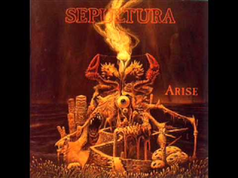 Sepultura - Arise (Full Album)
