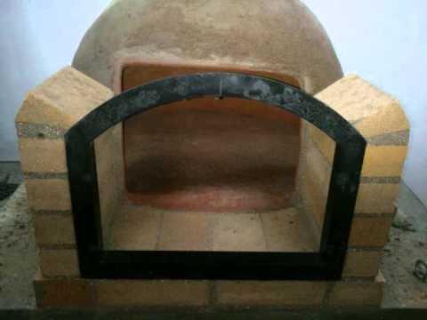 Piec chlebowy i do pizzy budowa