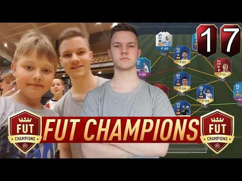 DU KAN MØDE MIG TIL FIFA TURNERINGER! - FUT CHAMPIONS #17