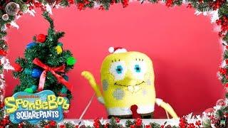 SpongeBob Holiday Acapella Mashup 🎄 🎤 | SpongeBob SquarePants | Nick