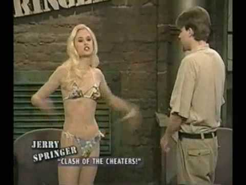 Joey Cypher on Jerry Springer