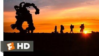 Noah (1/10) Movie CLIP - The Watchers (2014) HD