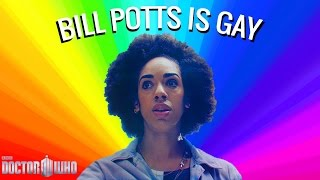 Pearl Mackie Reveals Bill Potts is GAY! - Doctor Who: Series 10