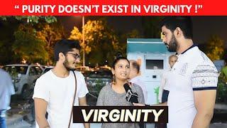 What Delhi Thinks About VIRGINITY | Public Hai Ye Sab Janti hai | JM #JEHERANIUM