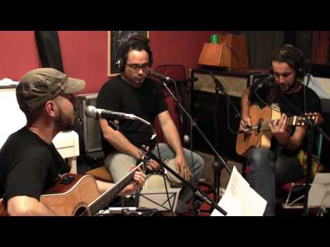 Blueskank Acoustic Trio - Stiff Necked Fools (Bob Marley cover) in