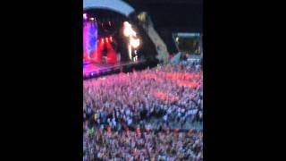 Eminem - Rap God LIVE @ Wembley 2014