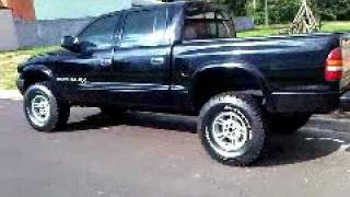 Dodge Dakota CD 2001 V8 5.2 Bauru SP