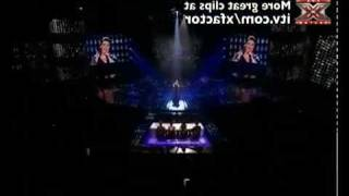 MUST SEEMary Byrne sings There You  39 ll Be   The X Factor Live show 5   itv.com ZXC4.COM .AVI