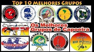 Top 10 Melhores Grupos de Capoeira do Mundo