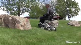 IBOT Wheelchair