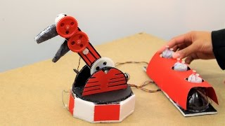 How to Make a Motorized Robotic Arm