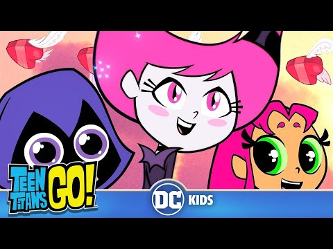 Xxx Mp4 Teen Titans Go Will You Be My Valentine DC Kids 3gp Sex