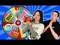 SHOOT The MYSTERY WHEEL & BUYING Whatever It Lands On!!