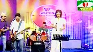 Adho Alo Adhare - Mehreen (Channel I Walton Ganer Utshob)