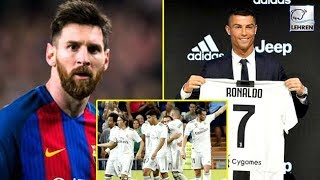 Lionel Messi Claims That Real Madrid Aren