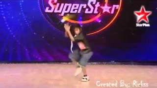 Akshay pal india's dancing superstar  Audition