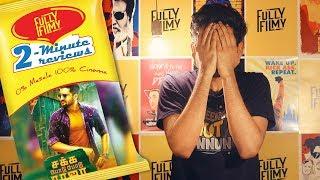 Sakka Podu Podu Raja 2-Minute Review | Santhanam | Fully Filmy