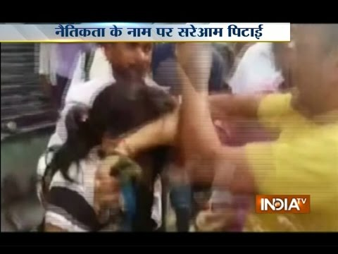 Viral Video: Woman Indecently Molested by Public in Haridwar - India TV