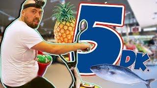 Hipermarkette Heyecanlı Yarışma - 5 Dakikan Var!