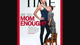 Time magazine goes softcore