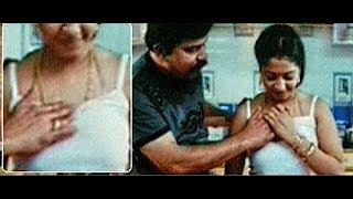 Meenachi Kailash Boobs Press || Indian Actress Hot