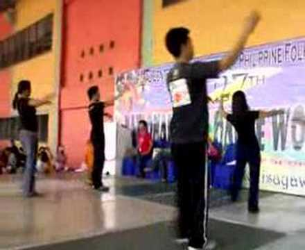 Estudiantina Dance Demo