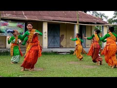 Tribal Dance at Jaldapara