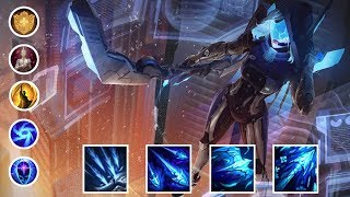 Ashe - Attack Speed Build