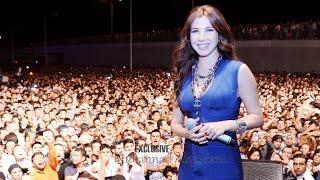 Nancy Ajram Turkey Antalya Concert نانسي عجرم حفلة ترکيا
