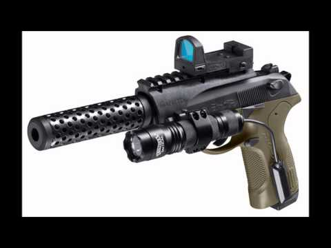 American Arms Airguns.wmv