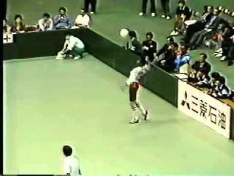 1988 Volleyball Cuba vs Japan invincible Mireya & Magaly