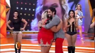 legendarios Valesca Popozuda pede e Thaís Carla dança Beijinho no Ombro no Legendários 29 03 2014 mi