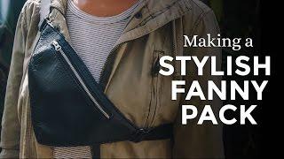 Making a Stylish Fanny Pack ⧼Week 16/52⧽
