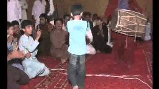 Mashwani kid attan in Quetta