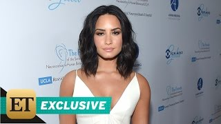 EXCLUSIVE: Demi Lovato Gets Candid About Her Sobriety: 'My Life Depends On It'