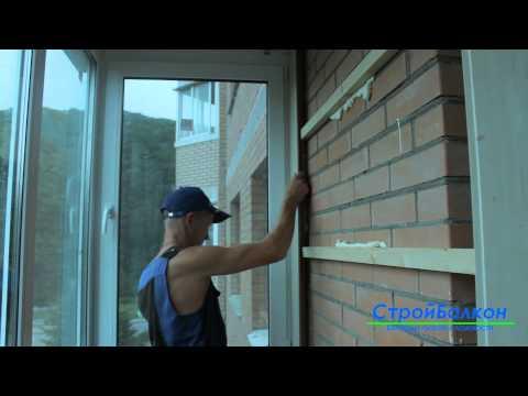 Отделка балкона - строй балкон г. владивосток - finishing ba.