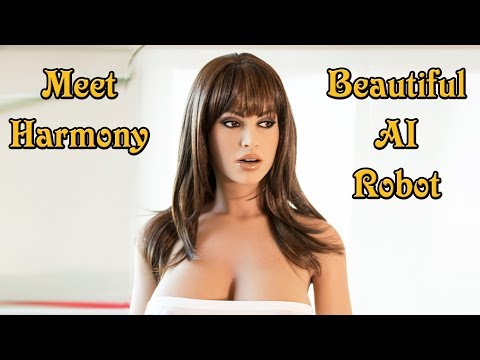 Xxx Mp4 Harmony A Beautiful Lady AI Robot Can Replace Your Bed Partner Advanced Humanoid Robot 3gp Sex